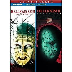 Hellraiser III: Hell on Earth / Hellraiser IV: Bloodline