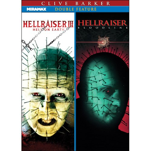 Hellraiser III: Hell on Earth / Hellraiser IV: Bloodline