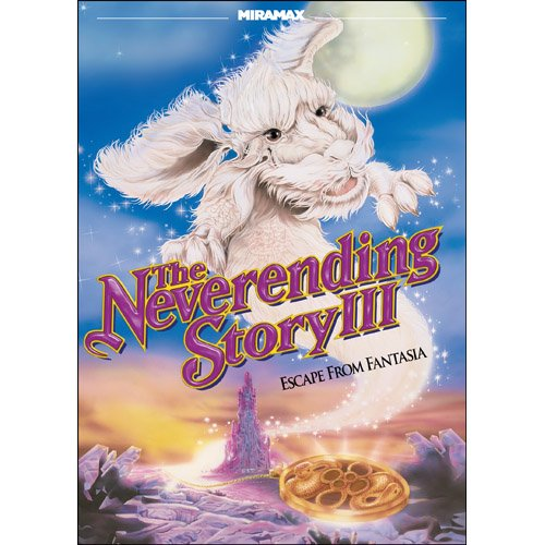The Neverending Story 3: Escape from Fantasia Featuring Jack Black