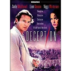 Deception Featuring Liam Neeson and Viggo Mortensen