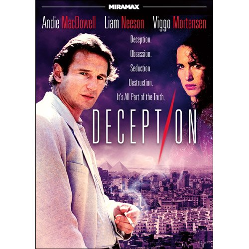 Deception Featuring Liam Neeson and Viggo Mortensen