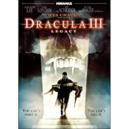 Wes Craven Presents: Dracula III: Legacy