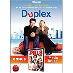 Duplex with Bonus Feature: Fifty Pills