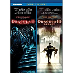 Dracula II: Ascension / Dracula III: Legacy