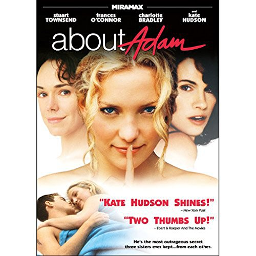 About Adam Featuring Kate Hudson