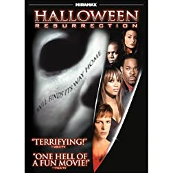 Halloween: Resurrection Featuring Jamie Lee Curtis