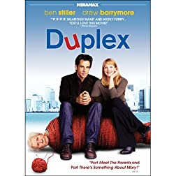 Duplex Featuring Ben Stiller and Drew Barrymore