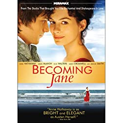 Becoming Jane - Featuring Anne Hathaway