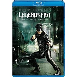 Legend of the Fist: The Return of Chen Zhen (Bluray + DVD Combo) [Blu-ray]