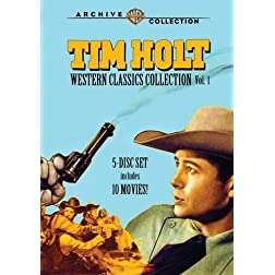 Tim Holt Western Classics 1