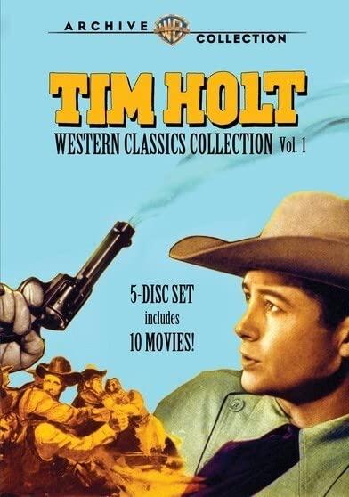 Tim Holt Western Classics Vol.1