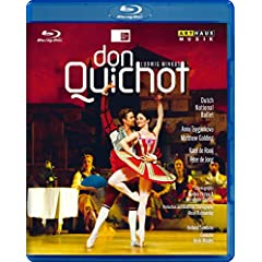 Don Quichot [Blu-ray]