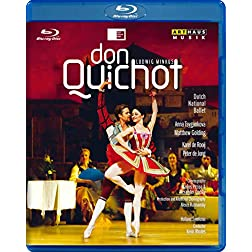 Don Quichot [Blu-ray]
