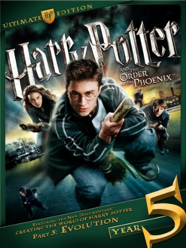 Harry Potter and the Order of the Phoenix (Ultimate Edition)