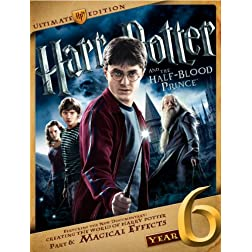 Harry Potter and the Half-Blood Prince (Ultimate Edition)