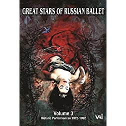 Great Stars of Russian Ballet 3