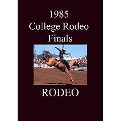 1985 College Rodeo Finals