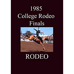 1985 College Rodeo Finals