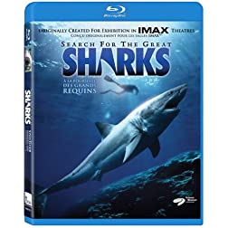 IMAX: Search for the Great Sharks [Blu-ray]