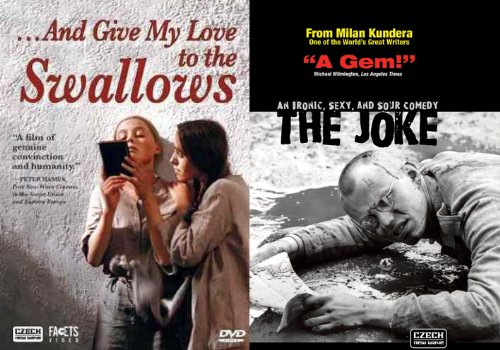 Czech Mate: The Films of Jaromil Jires - …And Give My Love to the Swallows & The Joke