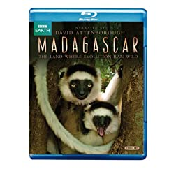 Madagascar [Blu-ray]