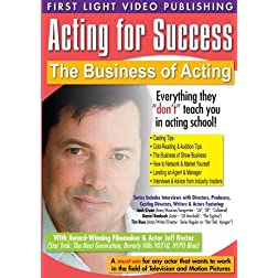 Acting for Success: Business of Acting