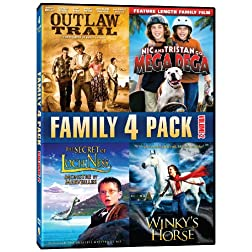 Family 4 Pack Volume 2