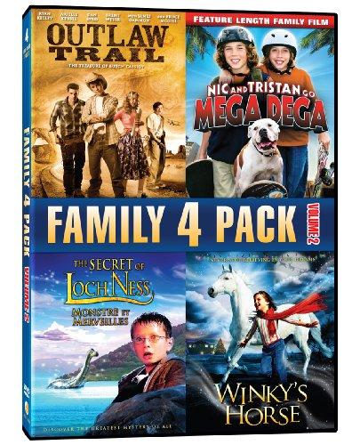 Family 4 Pack Volume 2