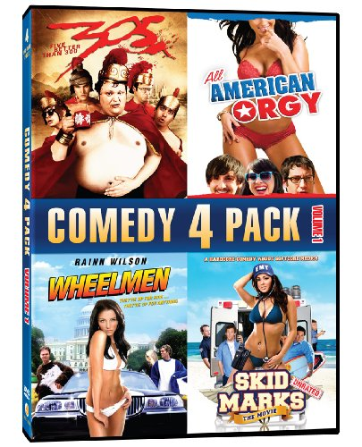 Comedy 4 Pack Volume 1