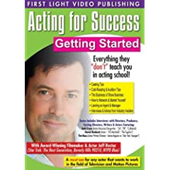 Acting for Success: Getting Started