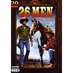 26 MEN - 20 Episodes Starring Tris Coffin