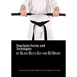 Nunchucks Training for Beginners to Black Belt