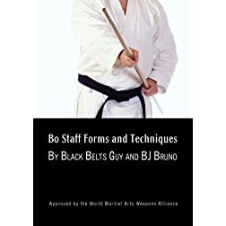 Bo Staff Training for Beginners to Black Belt