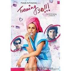 Turning 30 (New Hindi Film / Bollywood Movie / Indian Cinema DVD)