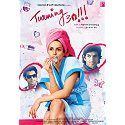 Turning 30 (New Hindi Film / Bollywood Movie / Indian Cinema DVD)