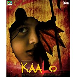Kaalo (Hindi Film / Bollywood Movie / Indian Cinema DVD)