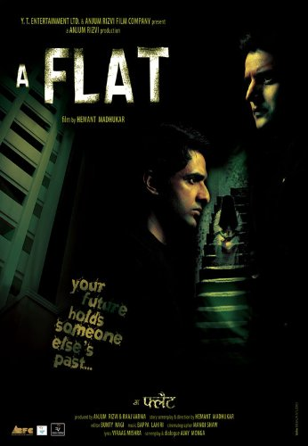 A Flat  (Hindi Film / Bollywood Movie / Indian Cinema DVD)