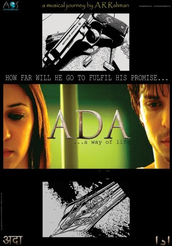 Ada... a way of life (Hindi Film / Bollywood Movie / Indian Cinema DVD)