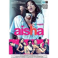 Aisha [Blu-ray] (Hindi Film / Bollywood Movie / Indian Cinema )
