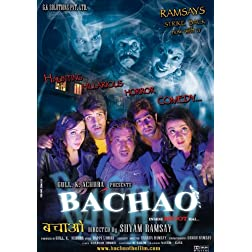 Bachao (Comedy Hindi Film / Bollywood Movie / Indian Cinema DVD)