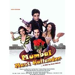 Mumbai Mast Kallander (New Hindi Film / Bollywood Movie / Indian Cinema DVD)