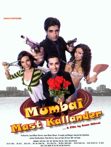 Mumbai Mast Kallander (New Hindi Film / Bollywood Movie / Indian Cinema DVD)