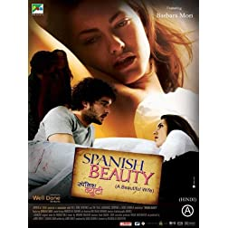 Spanish Beauty (Hindi Film / Bollywood Movie / Indian Cinema DVD)