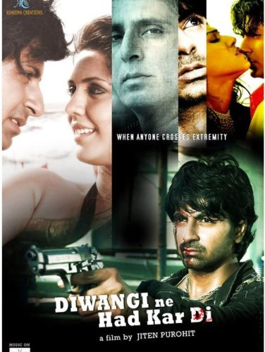 Diwangi Ne Had Kar Di (Hindi Film / Bollywood Movie / Indian Cinema DVD)