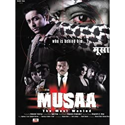 Musaa (Hindi Film / Bollywood Movie / Indian Cinema DVD)