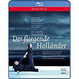 Wagner: Der Fliegende Hollander [Blu-ray]