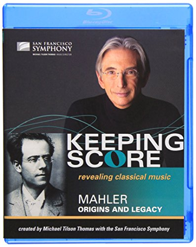 Mahler: Keeping Score [Blu-ray]