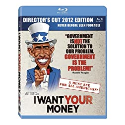I Want Your Money [Blu-ray]