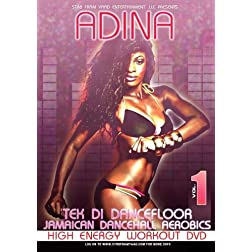 Adina Tek Di Dancefloor Jamaican Dancehall Aerobics