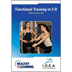 Functional Training in 3-D